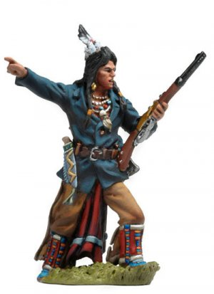 Crow Scout Curly  (Vista 1)