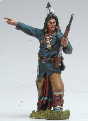 Crow Scout Curly  (Vista 2)
