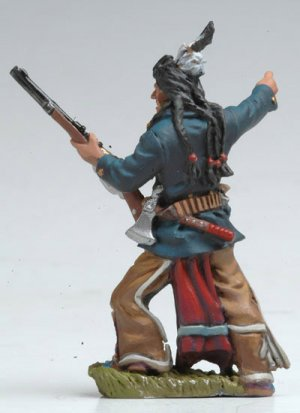 Crow Scout Curly  (Vista 3)