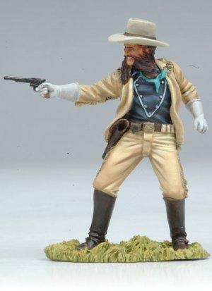 Lieutenant Cooke Shooting Colt  (Vista 2)