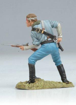 Us Cavalryman loading carbine  (Vista 2)