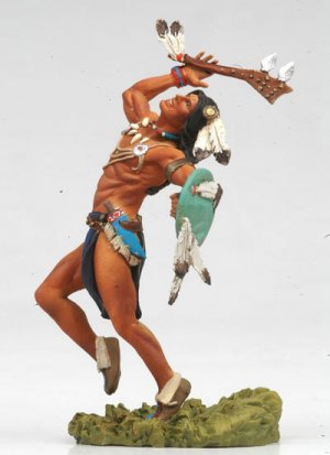 Wounded Sioux  (Vista 3)