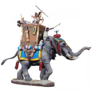 Elefante de Guerra Cartaginés  (Vista 2)