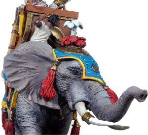 Elefante de Guerra Cartaginés  (Vista 4)