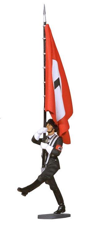 LAH Goose Steping Flag Bearer  (Vista 1)