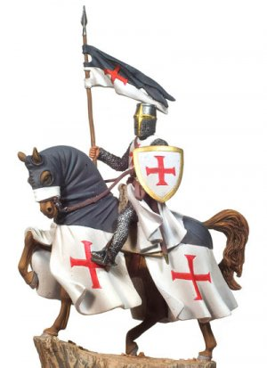 Gerard of Ridfort, 1184-1189  (Vista 1)
