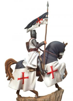 Gerard of Ridfort, 1184-1189  (Vista 2)