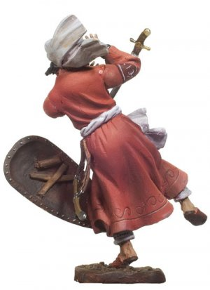 Fatimid Caliphal Guard  (Vista 2)