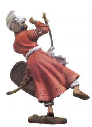 Fatimid Caliphal Guard  (Vista 4)