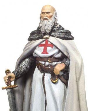 Jacques of Molay. Templar Grand Master  (Vista 3)