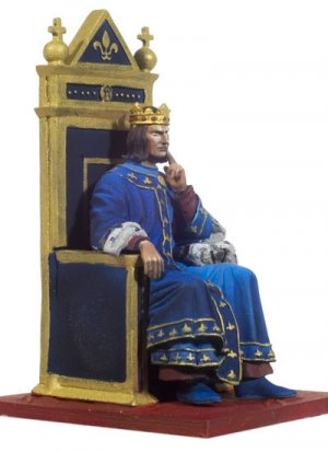 Phillip IV The Fair  (Vista 1)