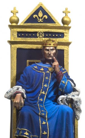 Phillip IV The Fair  (Vista 4)