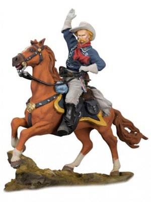General Custer, 1876  (Vista 1)