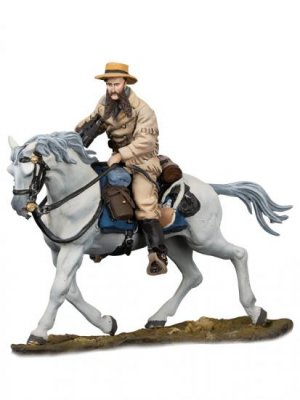 Lieutenant W, Cooke, 1876  (Vista 1)