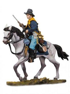 U.S. Cavalry Bugler, 1876  (Vista 1)