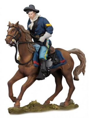 U.S. Cavalry Corporal, 1876  (Vista 1)