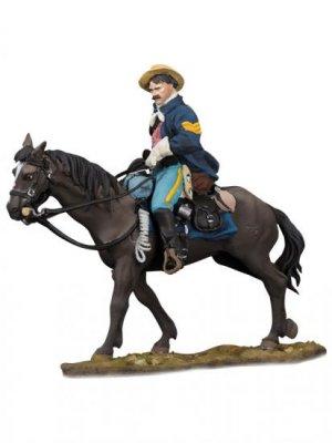 U.S. Cavalry Sergeant, 1876  (Vista 1)