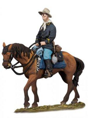 U.S. Cavalry Trooper 1, 1876  (Vista 1)