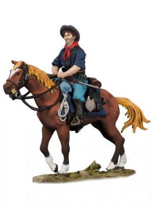 U.S. Cavalry Trooper 2, 1876  (Vista 1)