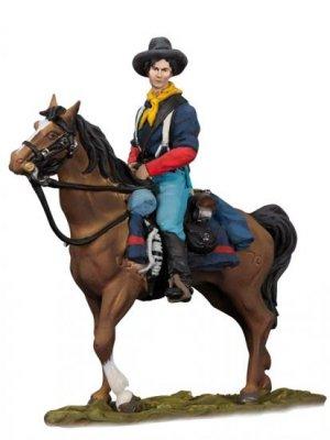 U.S. Cavalry Trooper 4, 1876  (Vista 1)