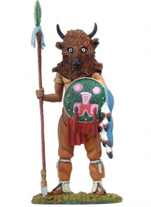 Buffalo Warrior  (Vista 1)