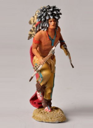 Indian Dancer  (Vista 1)