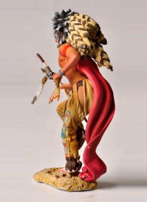 Indian Dancer  (Vista 2)