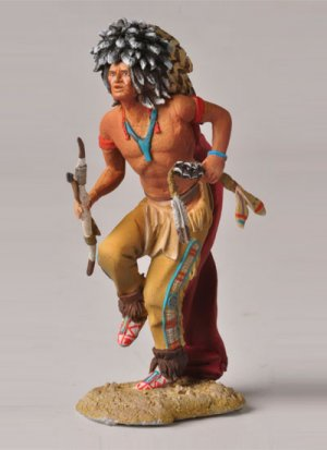 Indian Dancer  (Vista 4)