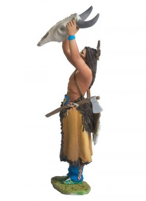 Songish Warrior  (Vista 2)