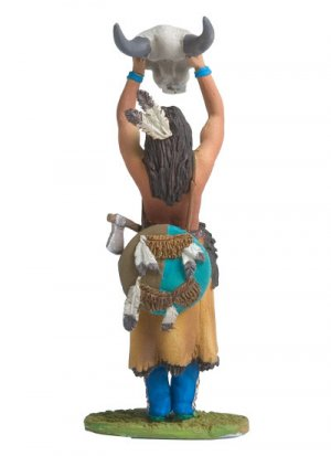 Songish Warrior  (Vista 3)