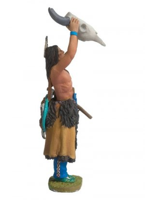 Songish Warrior  (Vista 4)