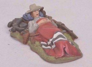 Sleeping Cowboy  (Vista 1)