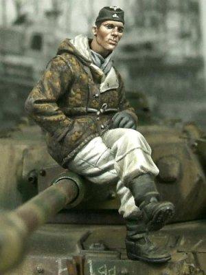 SS Tanquista Panzer  (Vista 2)