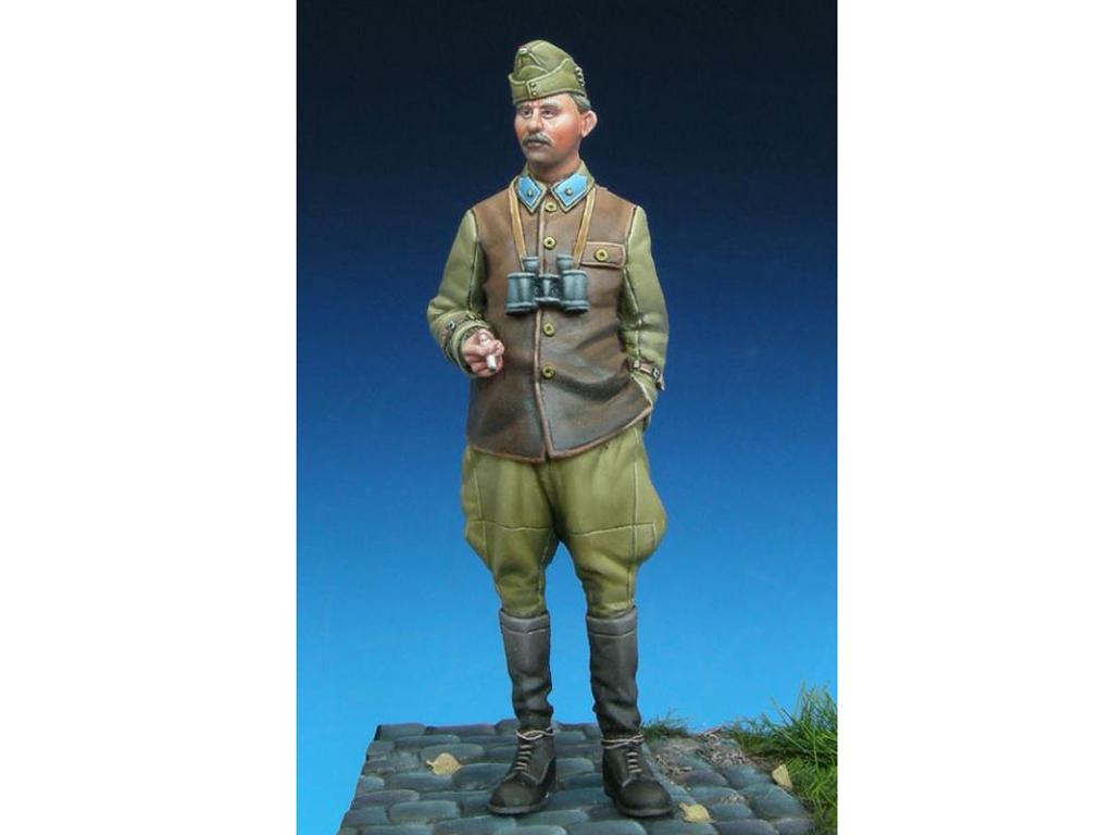Hungarian Panzer Officer  (Vista 2)