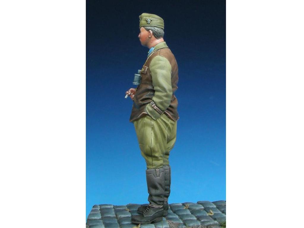 Hungarian Panzer Officer  (Vista 5)