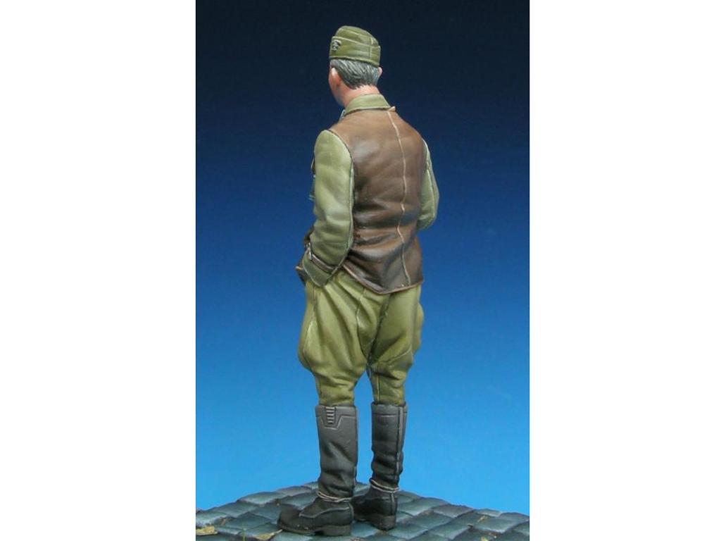 Hungarian Panzer Officer  (Vista 6)