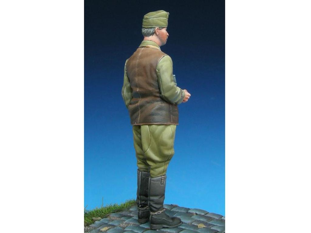 Hungarian Panzer Officer  (Vista 8)