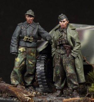 SS Panzer Reconocimiento  (Vista 1)