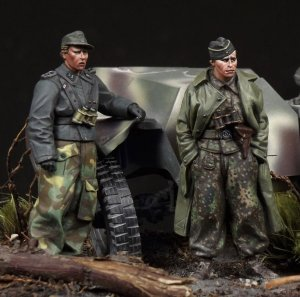 SS Panzer Reconocimiento  (Vista 2)