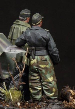 SS Panzer Reconocimiento  (Vista 4)