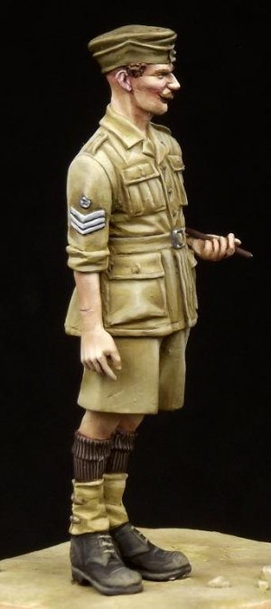 British NCO 'Sgt.Pepper' Western desert   (Vista 2)