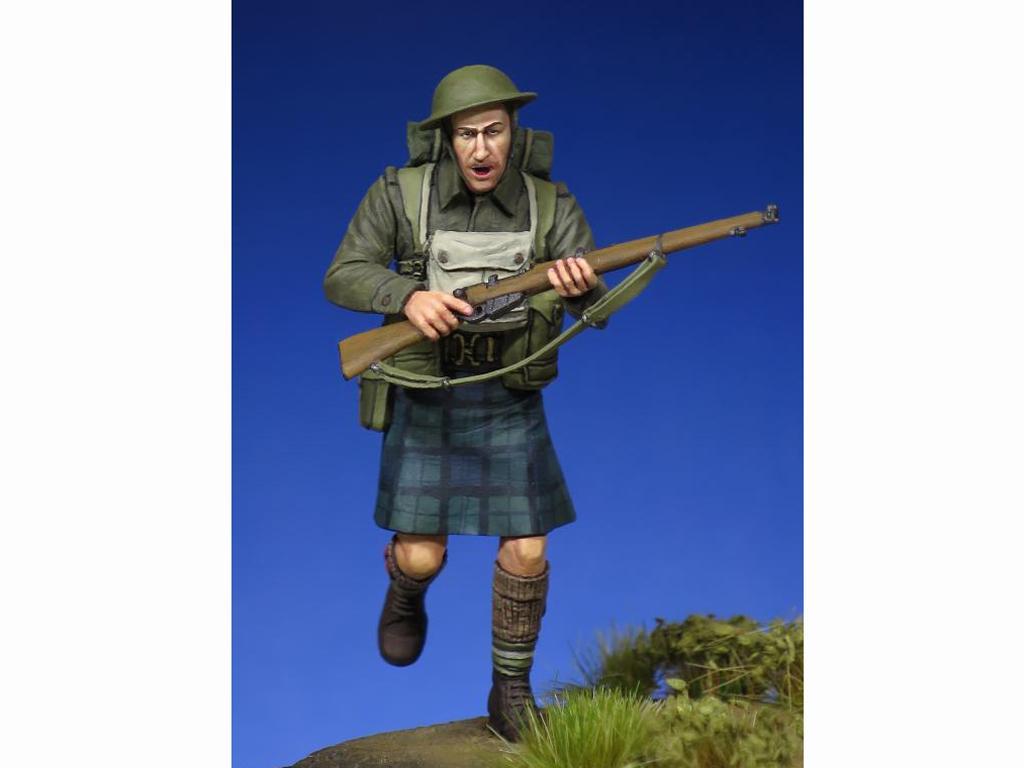 Scottish Black Watch Soldier (Vista 1)