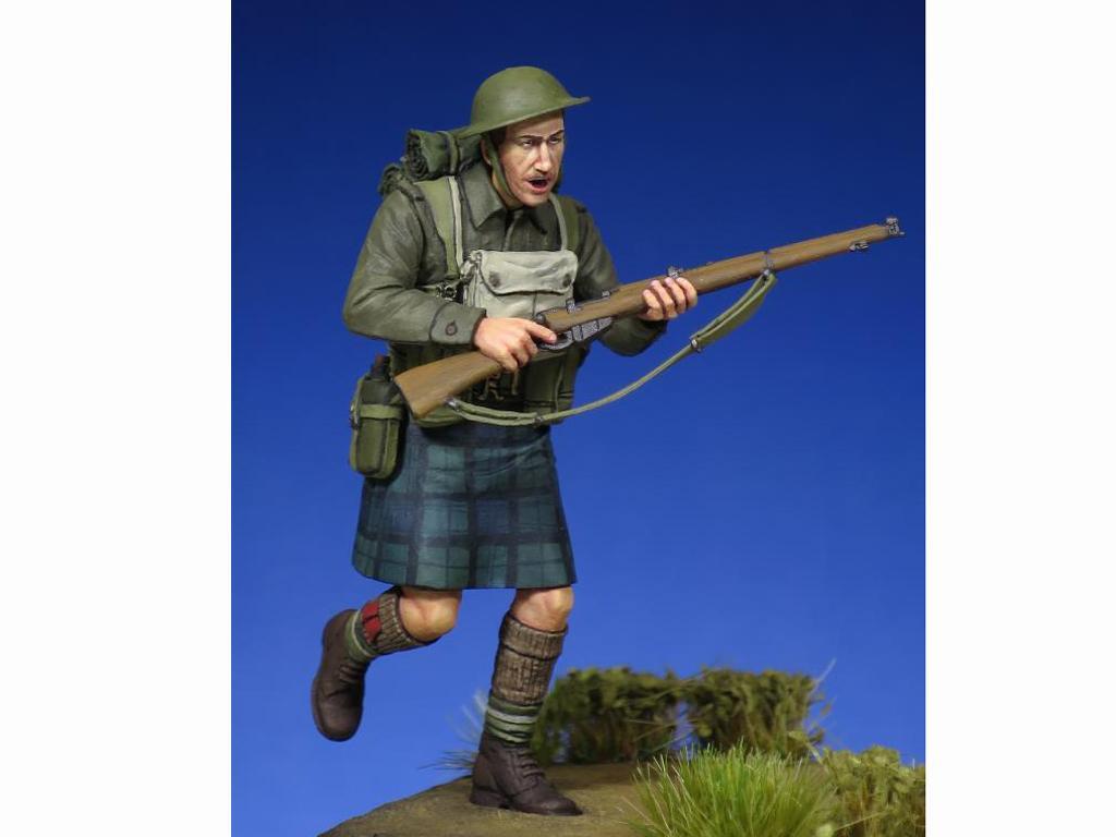 Scottish Black Watch Soldier (Vista 2)