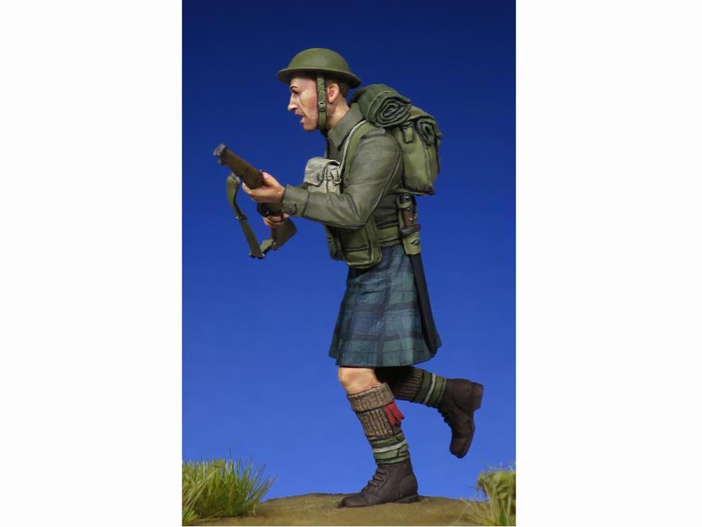 Scottish Black Watch Soldier (Vista 4)