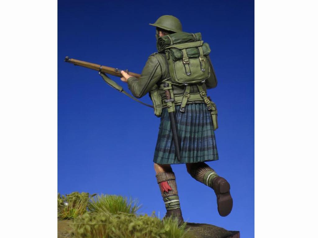 Scottish Black Watch Soldier (Vista 5)
