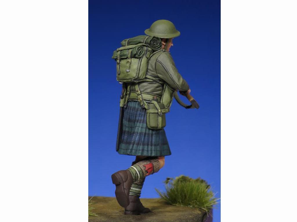 Scottish Black Watch Soldier (Vista 6)