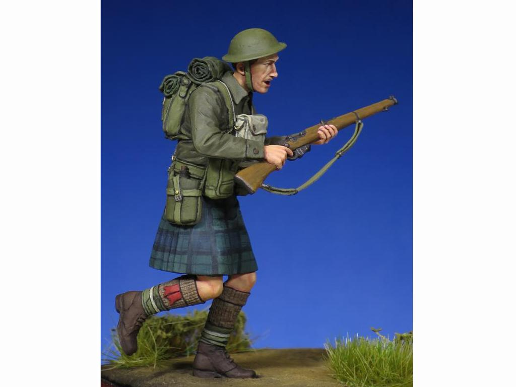 Scottish Black Watch Soldier (Vista 7)