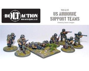 US Airborne Support Teams  (Vista 1)