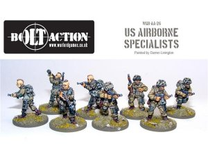 US Airborne Specialists  (Vista 1)