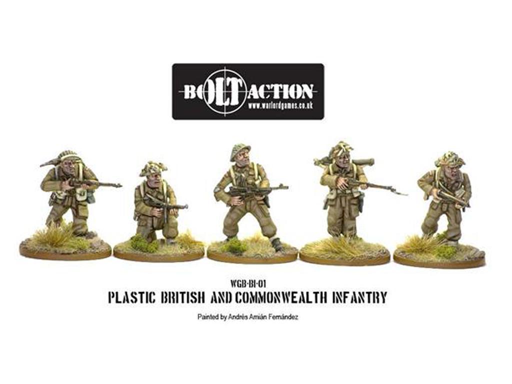 Infanteria Britanica (Vista 3)